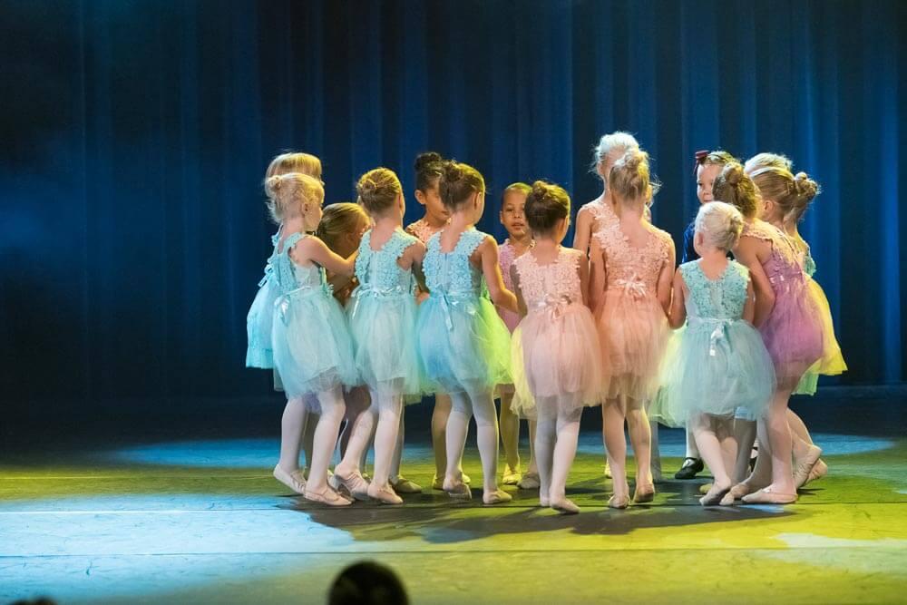 peuters balletles dansschool