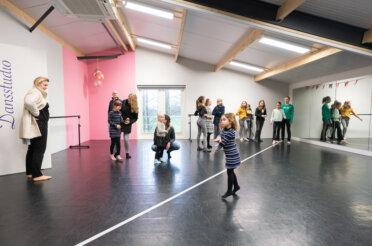 Opening nieuwe locatie Dansstudio Maschenka